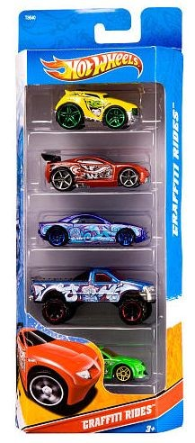 Hot Wils http://www.happy-toys.ro/set-5-masinute-hot-wheels/4401.htm