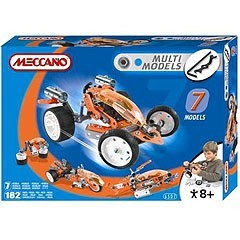 Set Meccano 7 modele - Cyber Vehicle