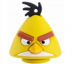 Figurina Angry Bird - Yellow Bird + USB 4 GB
