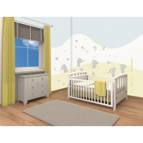 Kit Decor Walltastic - Tatty Teddy