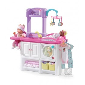 Mini Cresa copii - Love & Care Deluxe Nursery