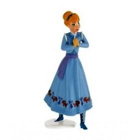 Anna - Frozen - Sarbatori cu Olaf - Bullyland