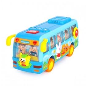 Autobuz dansator cu lumini si sunete - Hola Toys