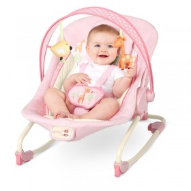 Balansoar 2 in 1 Girafaloo Rocker - Bright Starts