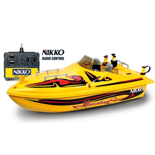 Barca cu telecomanda Hawaiian Star 1:30 RC - Nikko