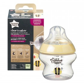 Biberon 150 ml decorat Tommee Tippee Closer To Nature PP