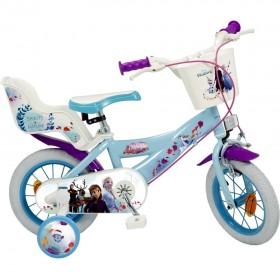 """Bicicleta 12"""" Frozen 2 - fete - Toimsa"""