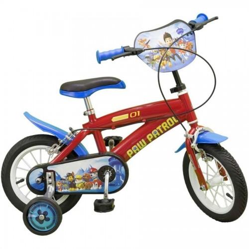 """Bicicleta 12"""" Paw Patrol - Toimsa"""