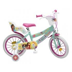 Bicicleta 16 Elena de Avalor - fete - Toimsa
