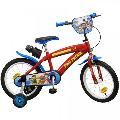 """Bicicleta 16"""" Paw Patrol - Toimsa"""