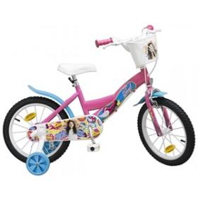 "Bicicleta 16"" Soy Luna - fete - Toimsa"