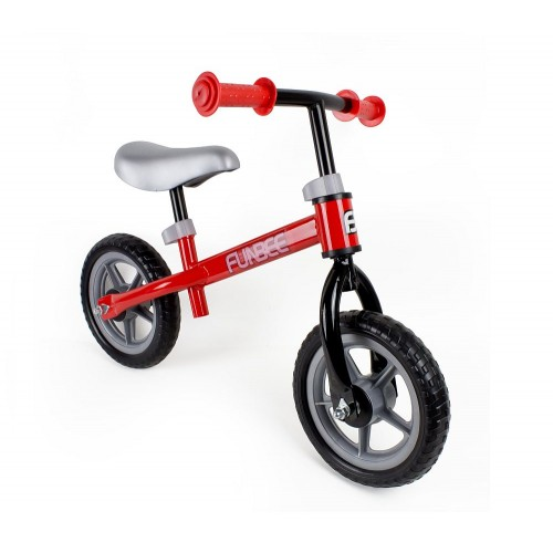 Bicicleta rosie fara pedale Funbee - D`Arpeje