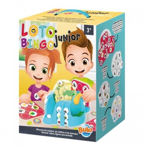 Bingo Junior - Buki