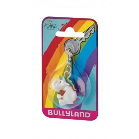 Breloc Unicornul Dolofan cu ursulet - Bullyland