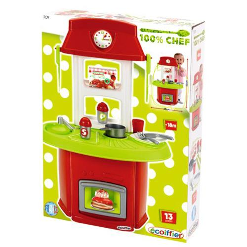 Bucatarie Bubble Cook Italiana - Ecoiffier