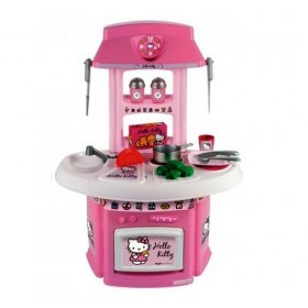 Bucatarie Hello Kitty - Ecoiffier