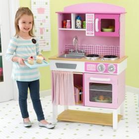 Bucatarie pentru copii Home Cooking - KidKraft