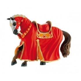 Cal pentru turnir rosu - Bullyland