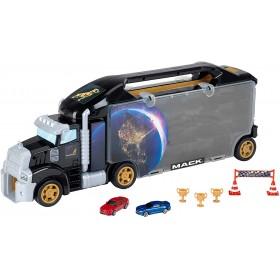 Camion cu rampa de iesire pentru masinute MACK - Klein