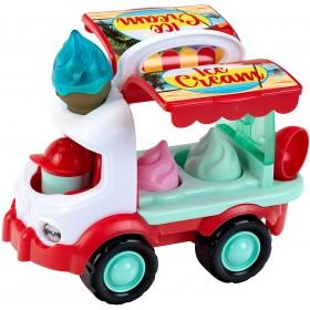 Camionul de inghetata pentru plaja - Klein