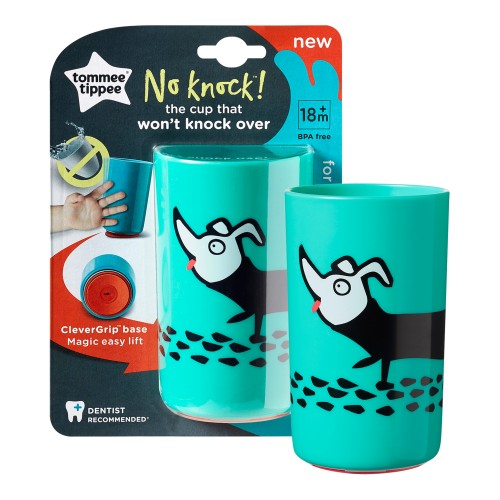 Cana 300 ml Tommee Tippee No Knock Large