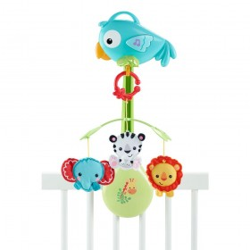 Carusel 3 in 1 Rainforest Friends Fisher Price