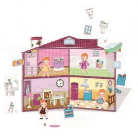 Casa fetiței - Diset