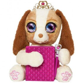 Catelus cu jurnal Royal Puppy Secret Keeper - Intek