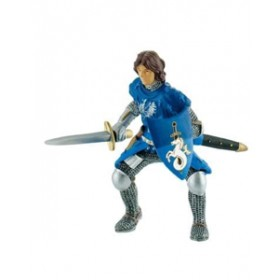 Cavaler cu sabie albastru - Bullyland