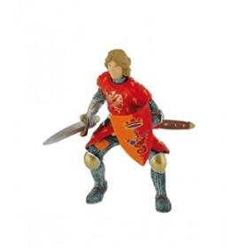 Cavaler cu sabie rosu - Bullyland