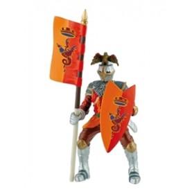 Cavaler pentru turnir rosu - Bullyland