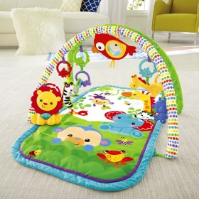 Centru activitati Rainforest Friends 3-in-1 Musical Activity Gym Fisher Price