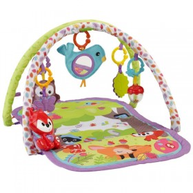 Centru activitati Woodland Friends 3-in-1 Musical Activity Gym Fisher Price