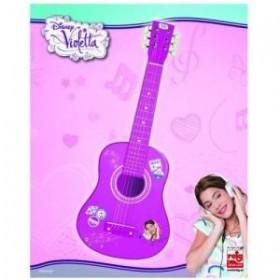 Chitara lemn 62.5 cm - Violetta