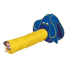 Cort de joaca - Tunel elefant - Bino