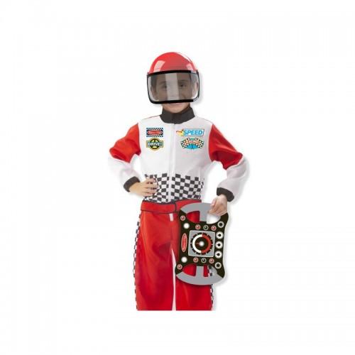 Costum de carnaval Pilot de curse - Melissa & Doug