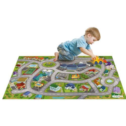 Covoras de Joaca Ultra Soft Connect - Aeroport - House of Kids