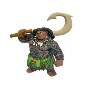 Demi God Maui - Personaj Vaiana - Bullyland