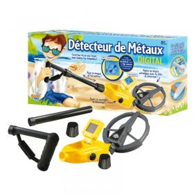 Detector digital de metale - Buki