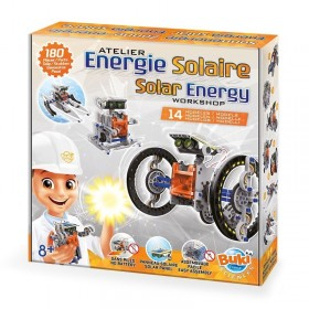 Energie Solara 14 in 1 - Buki