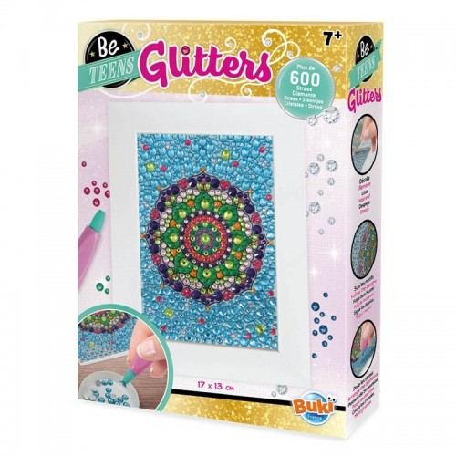 Glitters - Mandala - Buki