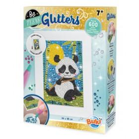Glitters - Panda - Buki