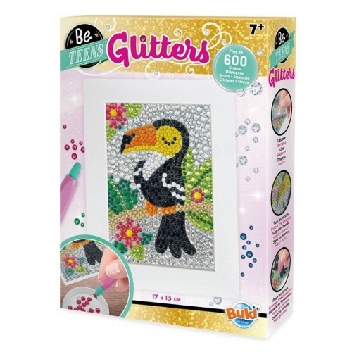 Glitters - Tucan - Buki