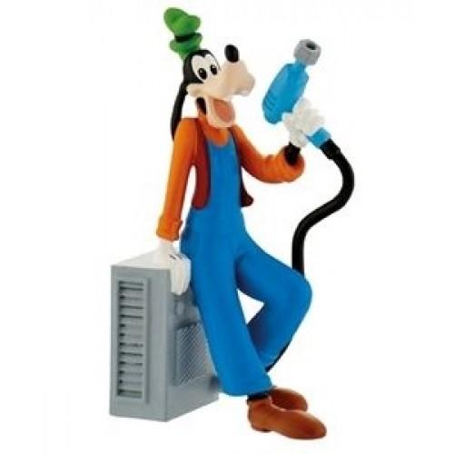 Goofy - Mickey si pilotii de curse - Bullyland