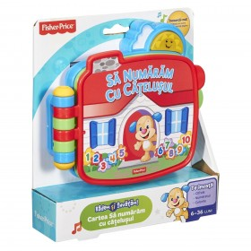 Hai sa numaram - Fisher Price