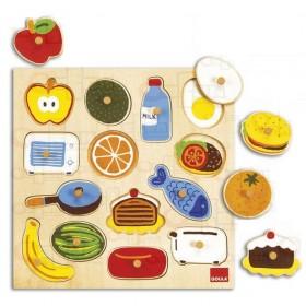 Incastru alimente - Goula