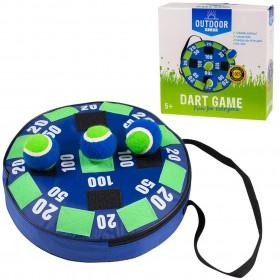 Joc Darts cu scai, 3 mingi incluse, pentru copii - Outdoor Play