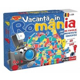 Joc Vacanta in Romania - Playland