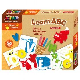 Joc creativ - Invata literele - Avenir