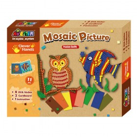 Joc creativ - Mozaic Animale - Avenir